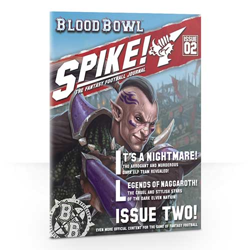 Spike! The Fantasy Football Journal - Issue 2