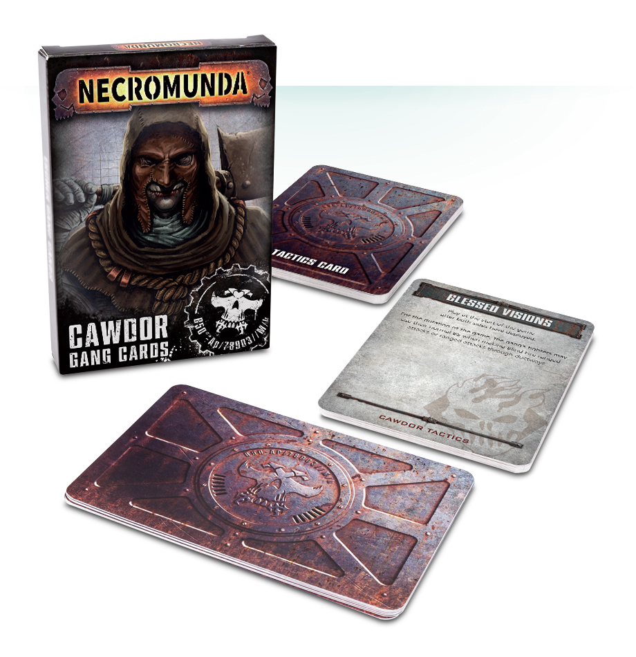 Cawdor Gang Cards