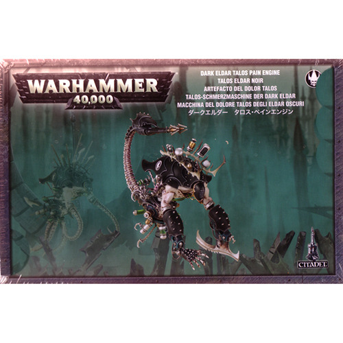 Dark Eldar Talos/Cronos Engine