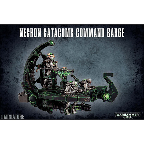 Catacomb Command/Annihilation Barge