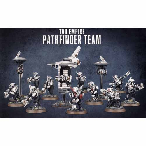 Tau Empire Pathfinders