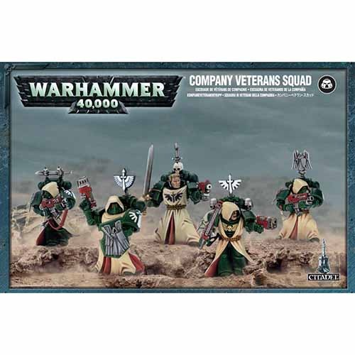 Dark Angels Veterans Squad