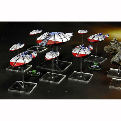 The Directorate Patrol Fleet