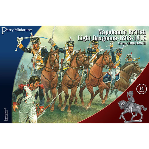 British Light Dragoons 1808-1815