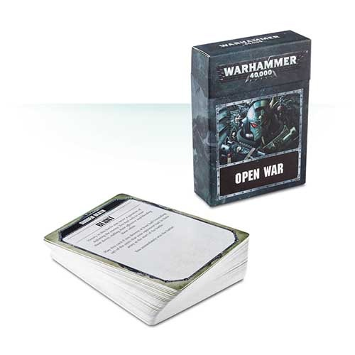 Warhammer 40,000 Open War Cards