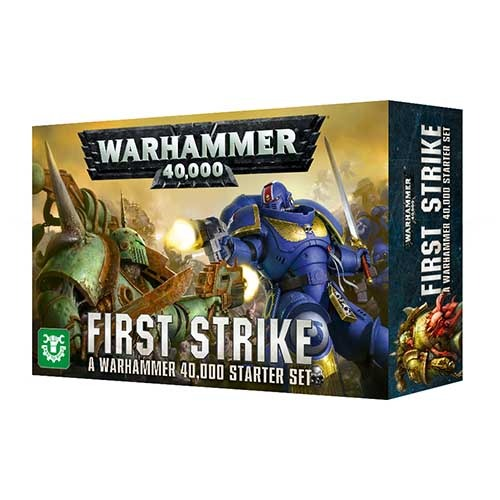 First Strike: A Warhammer 40,000 Starter Set