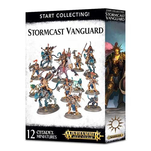 Start Collecting! Stormcast Vanguard