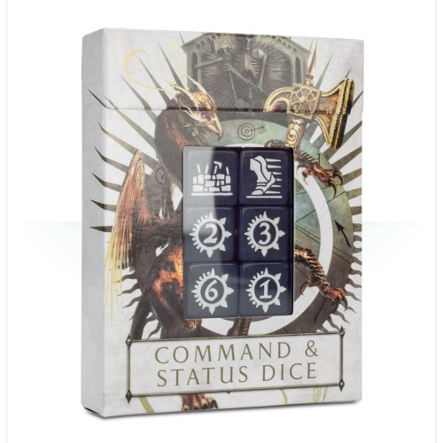 Command and Status Dice