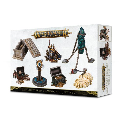 Pre-Order Shattered Dominion Objectives
