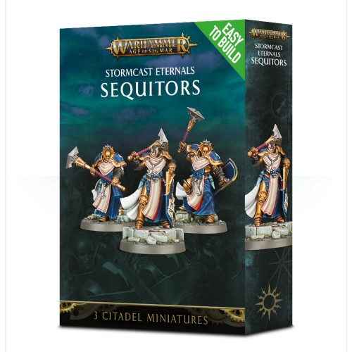 Easy to Build Stormcast Eternals Sequitors