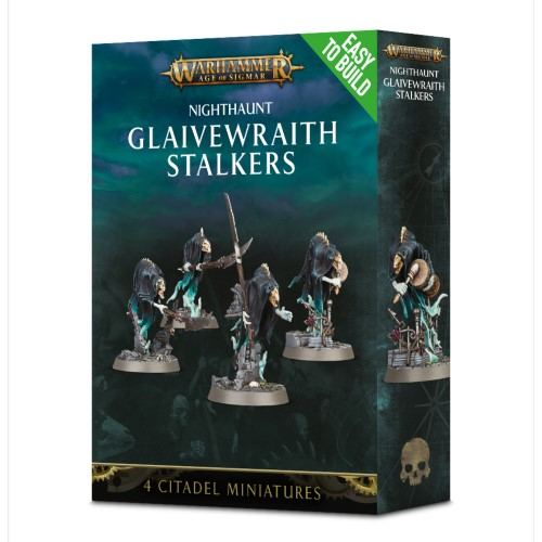 Pre-Order Easy to Build Nighthaunt Glaivewraith Stalkers