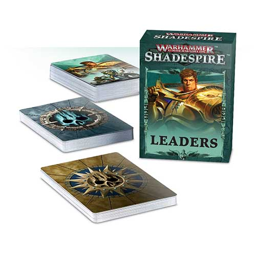 Shadespire – Leaders