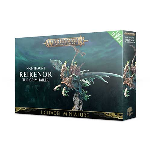 Pre-Order Easy to Build: Reikenor the Grimhailer