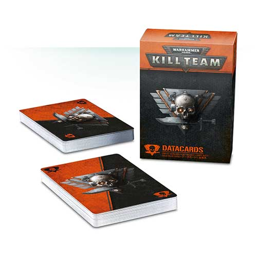 Kill Team Datacards