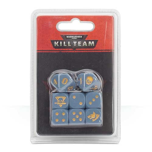 Kill Team Space Wolves Dice Set