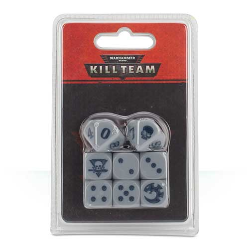 Kill Team Genestealer Cults Dice Set