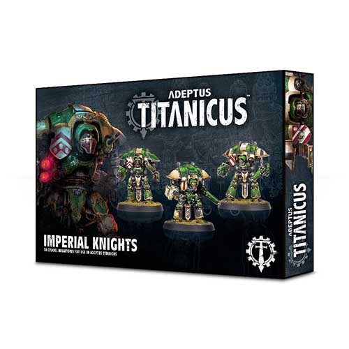 Pre-Order Imperial Knights