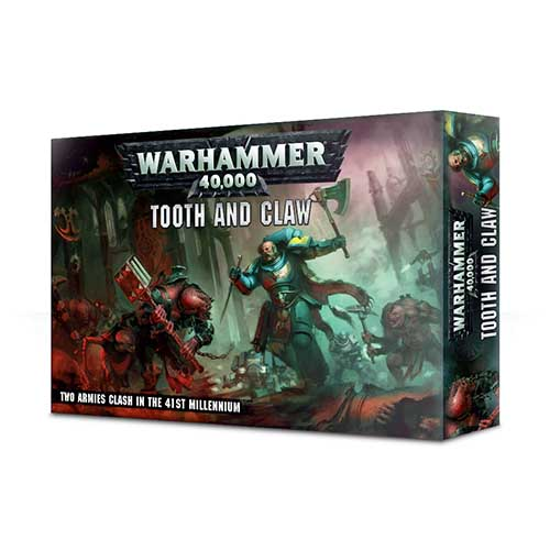 Pre-Order Tooth and Claw