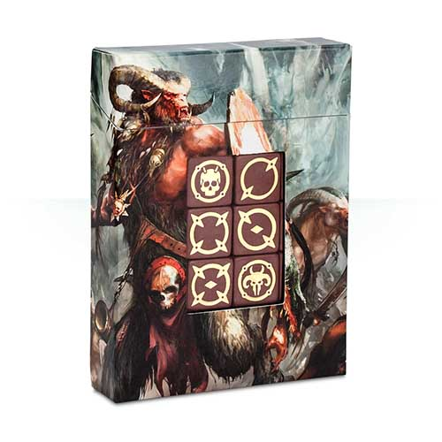 Pre-Order Beasts of Chaos Dice