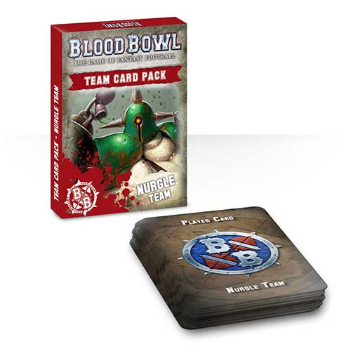 Team Card Pack – Nurgle Team