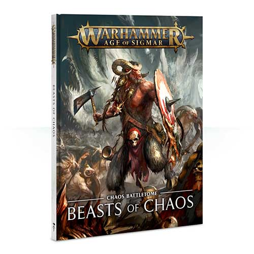 Pre-Order Battletome: Beasts of Chaos