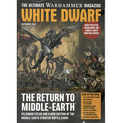 White Dwarf September 2018