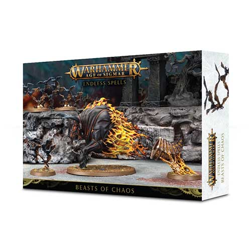 Pre-Order Endless Spells: Beasts of Chaos