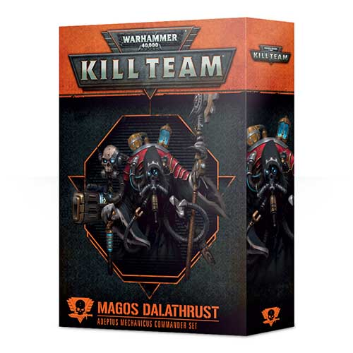 Kill Team Commander: Magos Delathrust