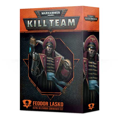 Kill Team Commander: Fedor Lasko