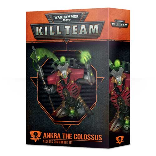 Kill Team Commander: Ankra the Colossus