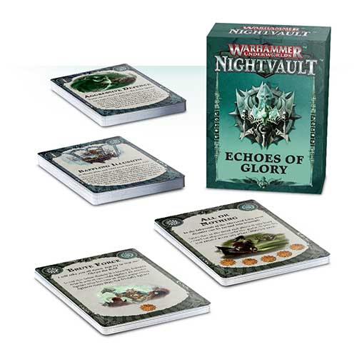 Nightvault – Echoes of Glory