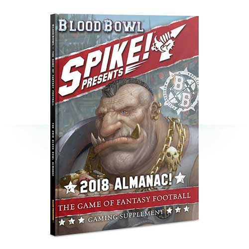 Blood Bowl: Almanac 2018