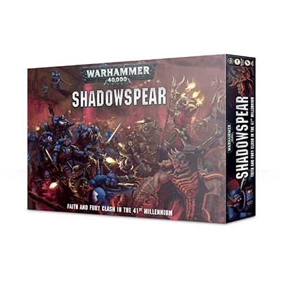 Warhammer 40,000: Shadowspear (Chinese)