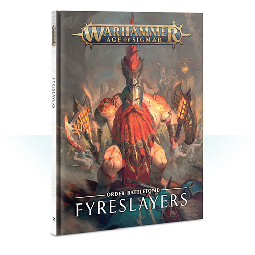 Battletome: Fyreslayers (Hardback)