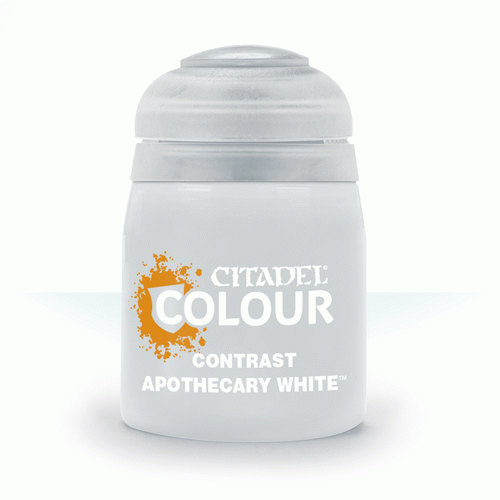 Citadel Contrast 4 Apothecary White
