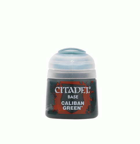 Citadel Base 13 Caliban Green