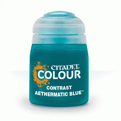 Citadel Contrast 1 Aethermatic Blue