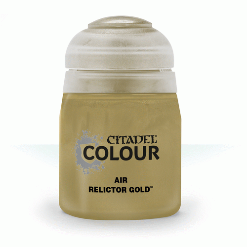 Citadel Air 55 Relictor Gold