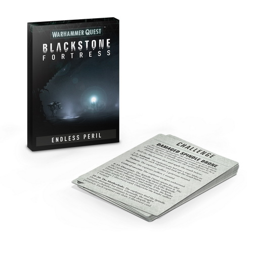 Black Stone Fortress: Endless Peril