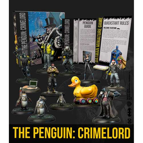 Bat Box - The Penguin: Crimelord