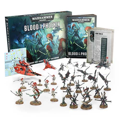 Pre-Order Blood of the Phoenix