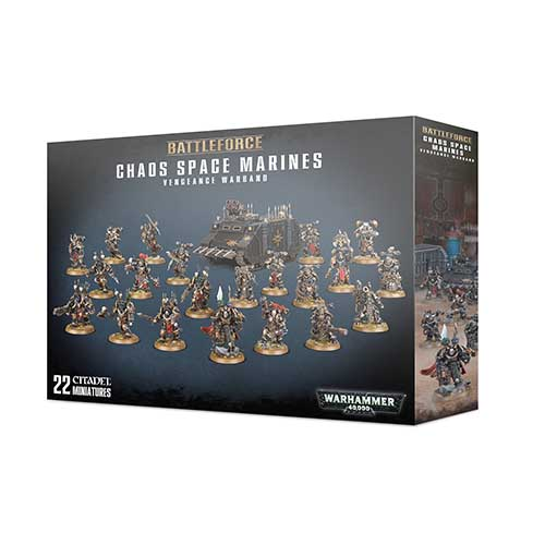 Chaos Space Marines, Vengeance Warband