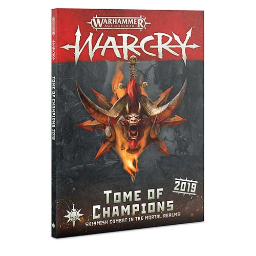 Pre-Order Warcry: Tome of Champions