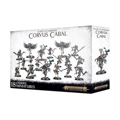 Pre-Order Slaves to Darkness, Corvus Cabal