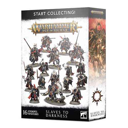 Pre-Order Start Collecting! Slaves to Darkness