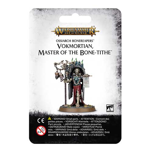 Pre-Order Master of the Bone-tithe