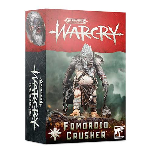 Pre-Order Warcry: Fomoroid Crusher