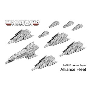 Works Raptor Patrol Fleet