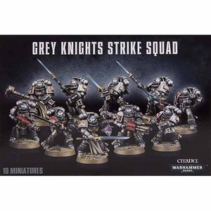 Grey Knights Strike Squad/Purifier/Interceptor/Purgation