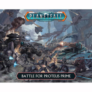 Battle for Proteus Prime - Two Player Box